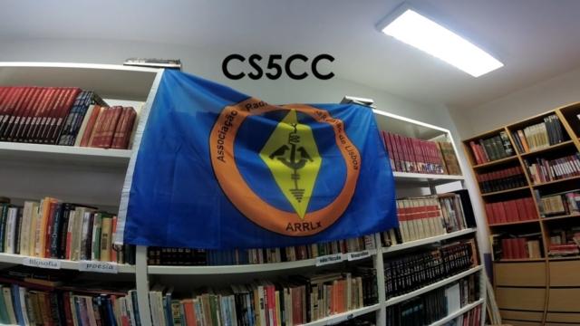 FLAG of ARRLx at the CS5CC station