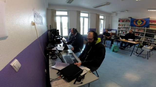 Team operating CS5CC