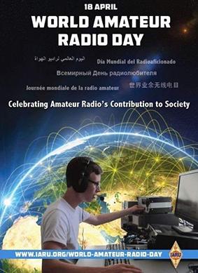 Journée Mondiale des Radioamateurs 2020