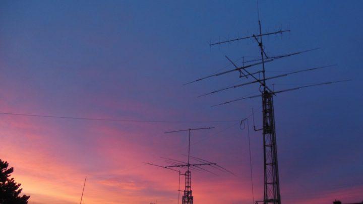 "Radio Club de l'Agglomération Dunkerquoise ""F8KGS"" & radio club Jean Bart F6KMB (TM5CD)."