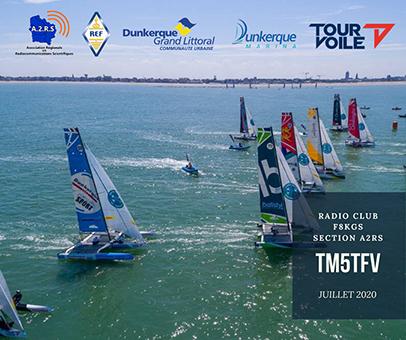 Le Tour de France à la Voile Dunkerque ! (TM5TFV)